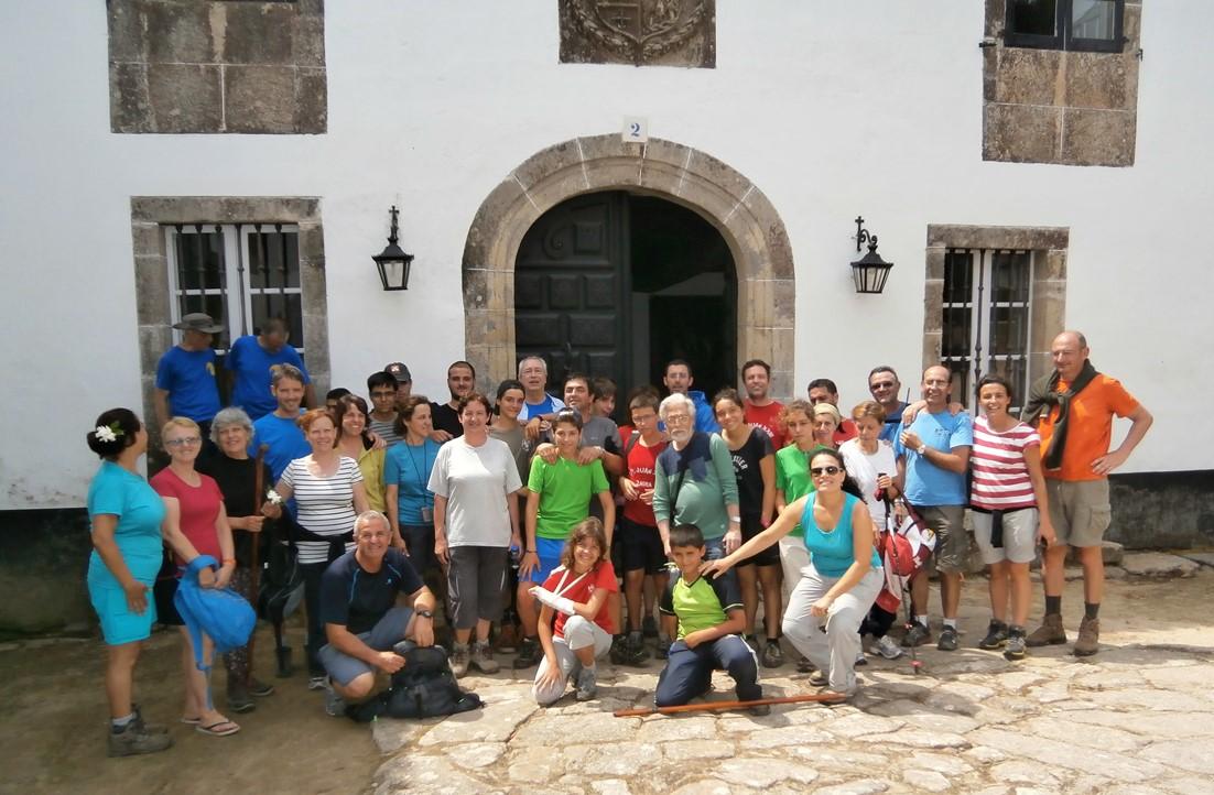 Camino de Santiago en Familia_20140809